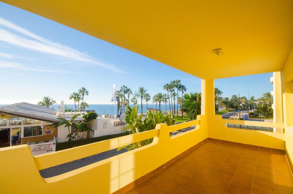 Carte Andalousie San Pedro De Alcantara.Galindo Beach San Pedro Alcantara Appartements A San Pedro