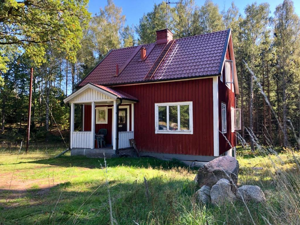 Holiday home Småland, Holiday home Fågelfors on jämtland, södermanland,