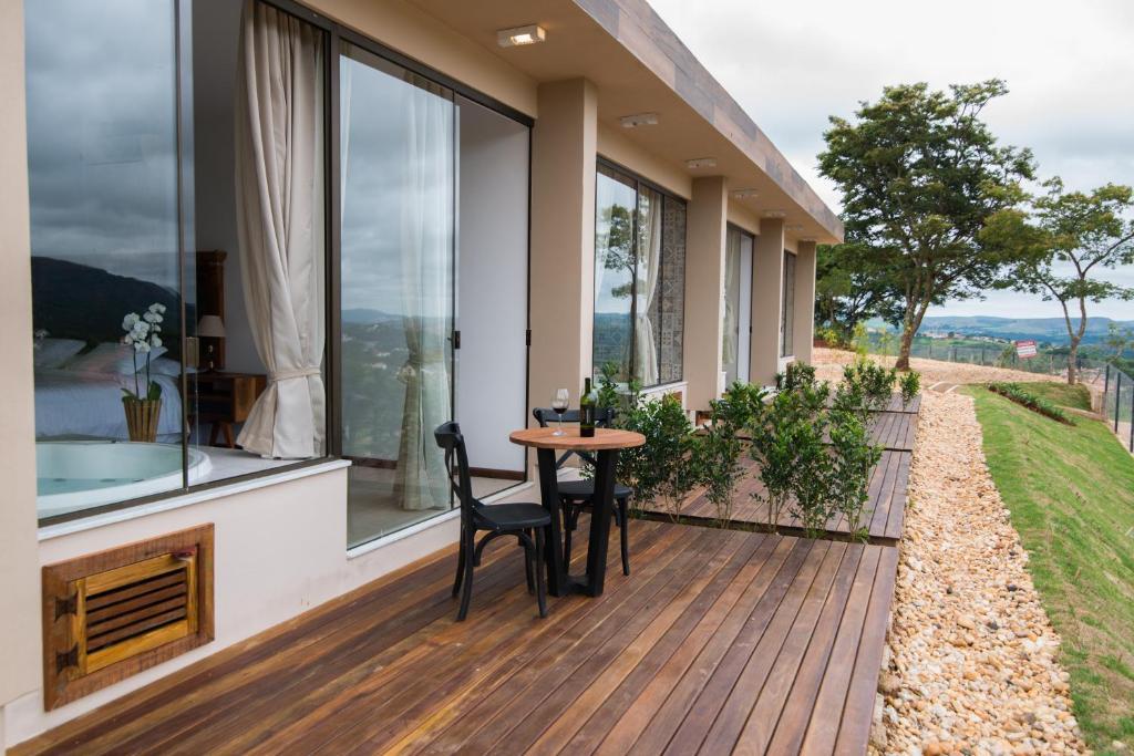 Solar Da Serra Tiradentes, Bed & Breakfast Tiradentes