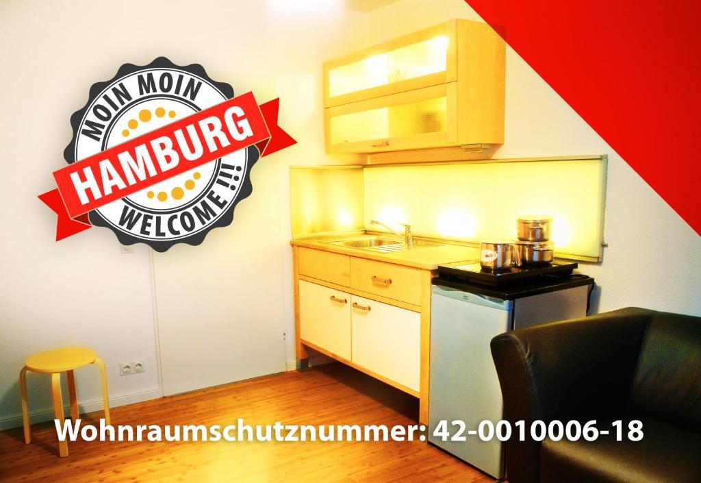 Moin Moin Hamburg Zimmer Mit Kuche 13min Vom Hbf Privatzimmer Hamburg