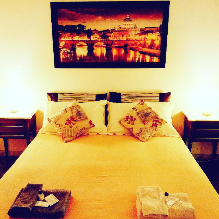 B B Stelle Di Roma Bed Breakfast Rome