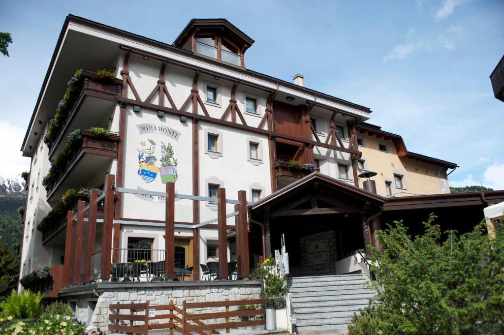 Hotel Bormio Con Piscina Interna