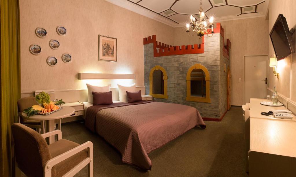 Hotel Wittelsbach Am Kurfurstendamm Bewertungen