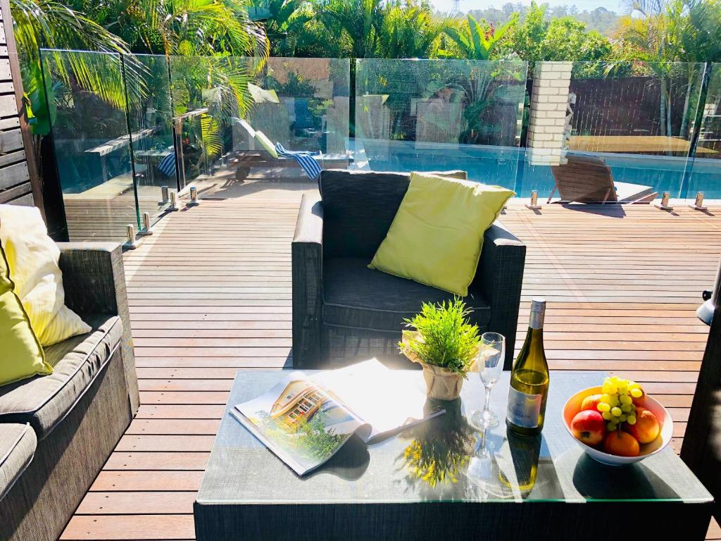 Relaxing home homestays gold coast
