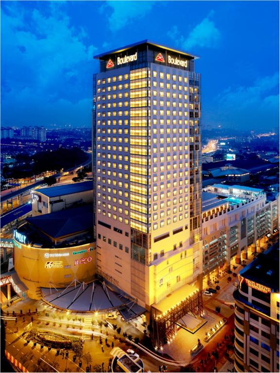 The Boulevard A St Giles Hotel Kuala Lumpur Formerly Premier Mid Valley City Lingkaran Syed Putra
