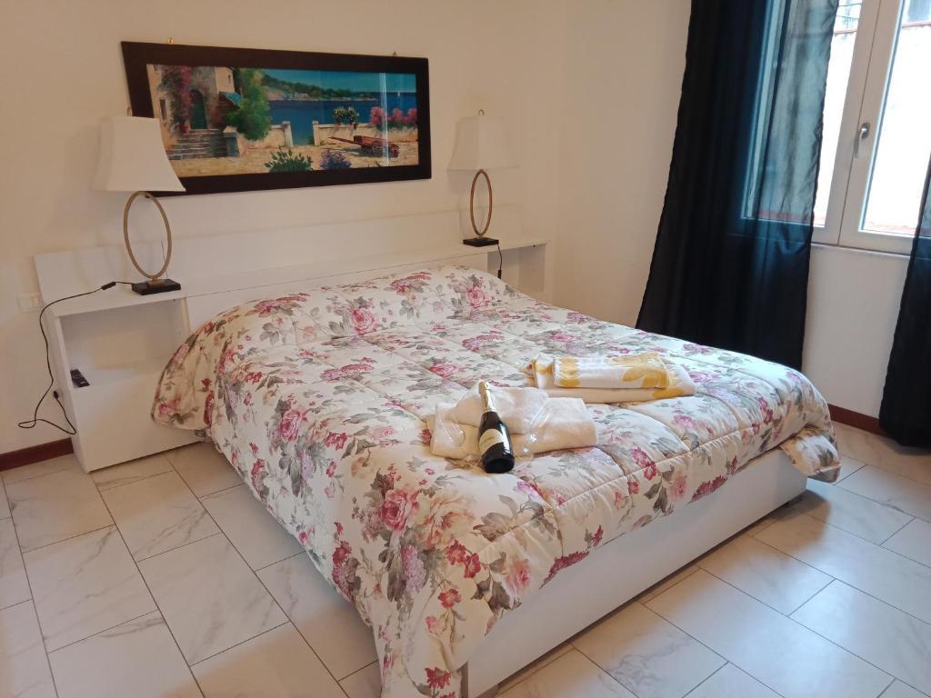 Camera Matrimoniale A Prato.Villa Giove Rooms Bed Breakfast Prato