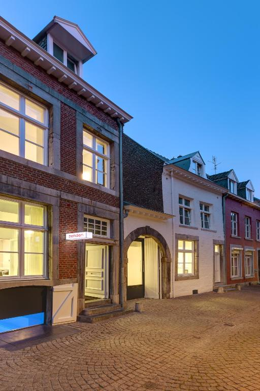 Zenden design hotel r servation gratuite sur viamichelin for Ruxxa design hotel 3