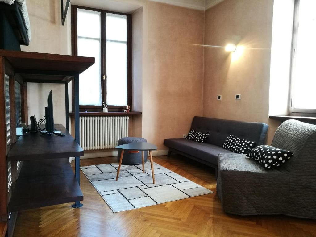 Villa Curiat - Open Space, Appartement Aoste