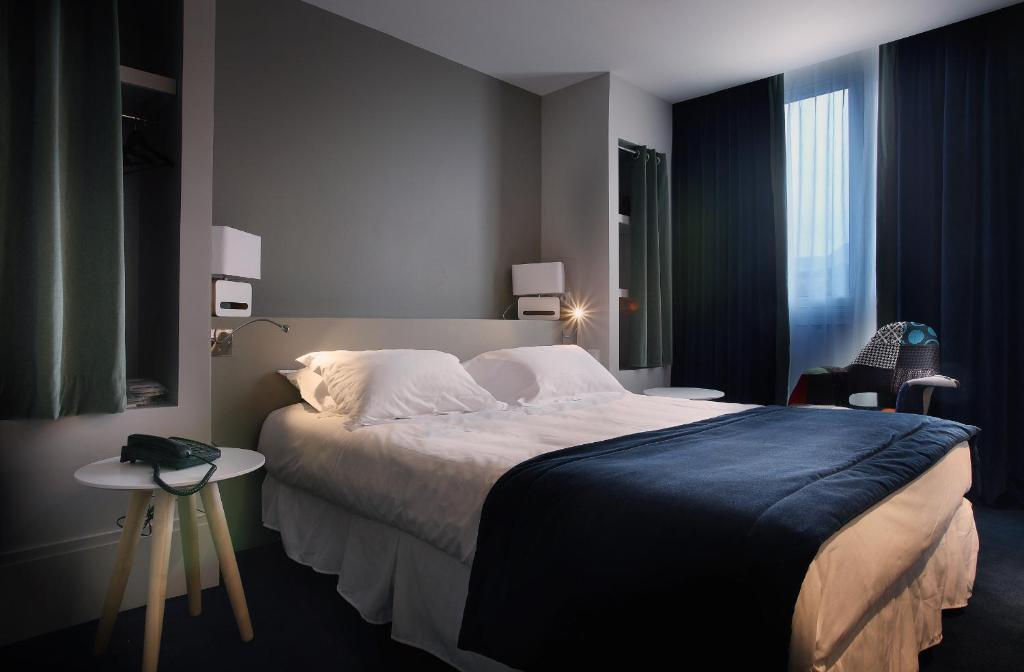 hotel le cinq hyper centre r servation gratuite sur viamichelin. Black Bedroom Furniture Sets. Home Design Ideas