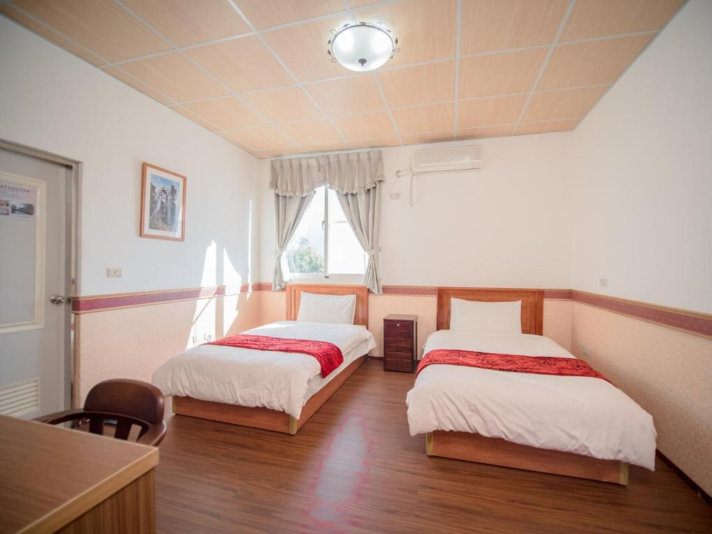 Chambre Adulte Style Asiatique song jing homestay, chambres chez l'habitant puli