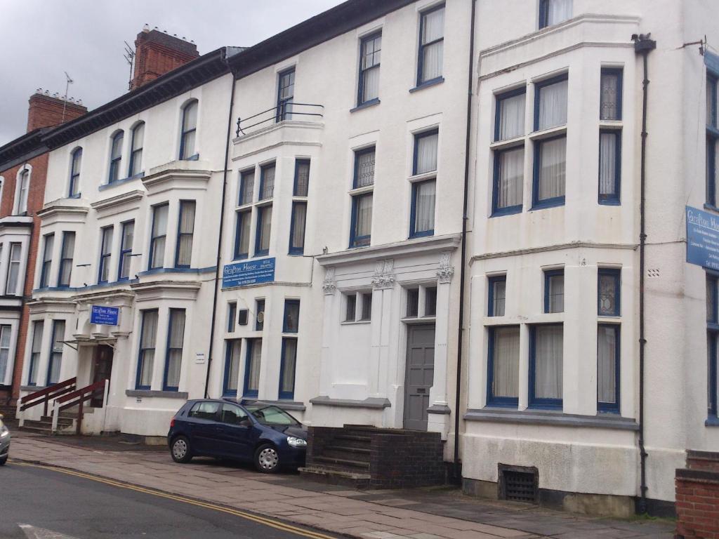 Grafton house leicester online booking viamichelin for Grafton house