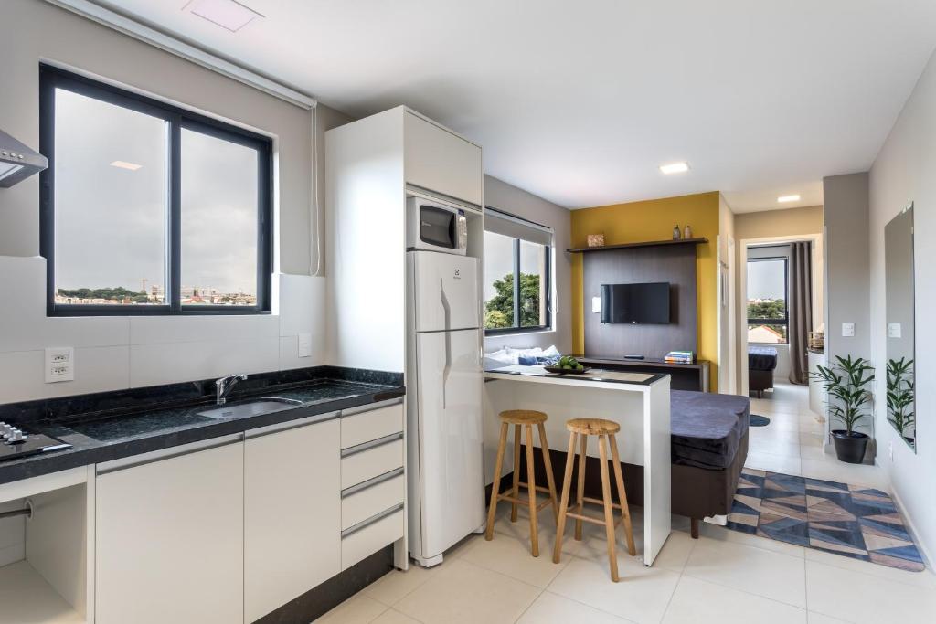 Pleione Flats Appartamenti Curitiba