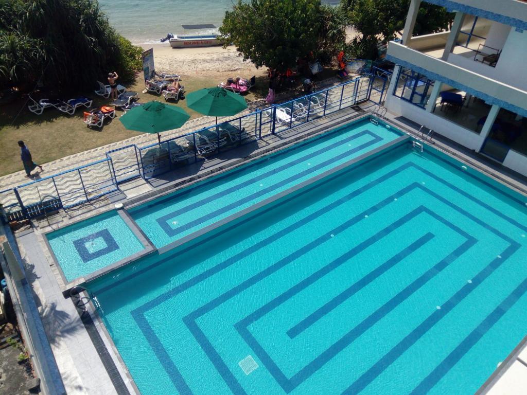 Paradise beach Resort & Diving school, Holiday residences Mirissa