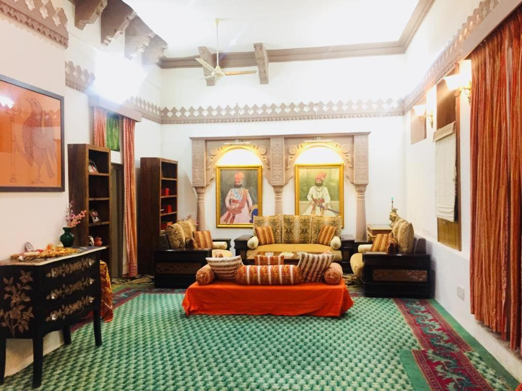 Maharaj Sher Singh Paying Guest House Bed Breakfast Jodhpur