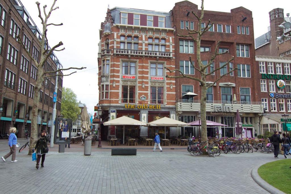 City hotel amsterdam prenotazione on line viamichelin for Hotel vicino piazza dam amsterdam