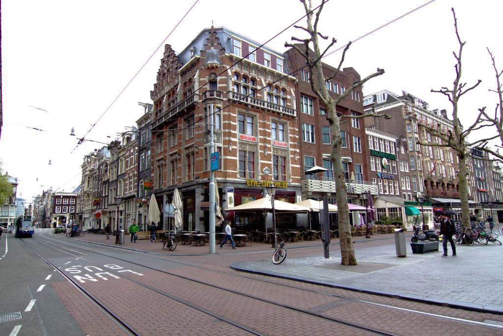 City hotel amsterdam prenotazione on line viamichelin for Hotel amsterdam stazione