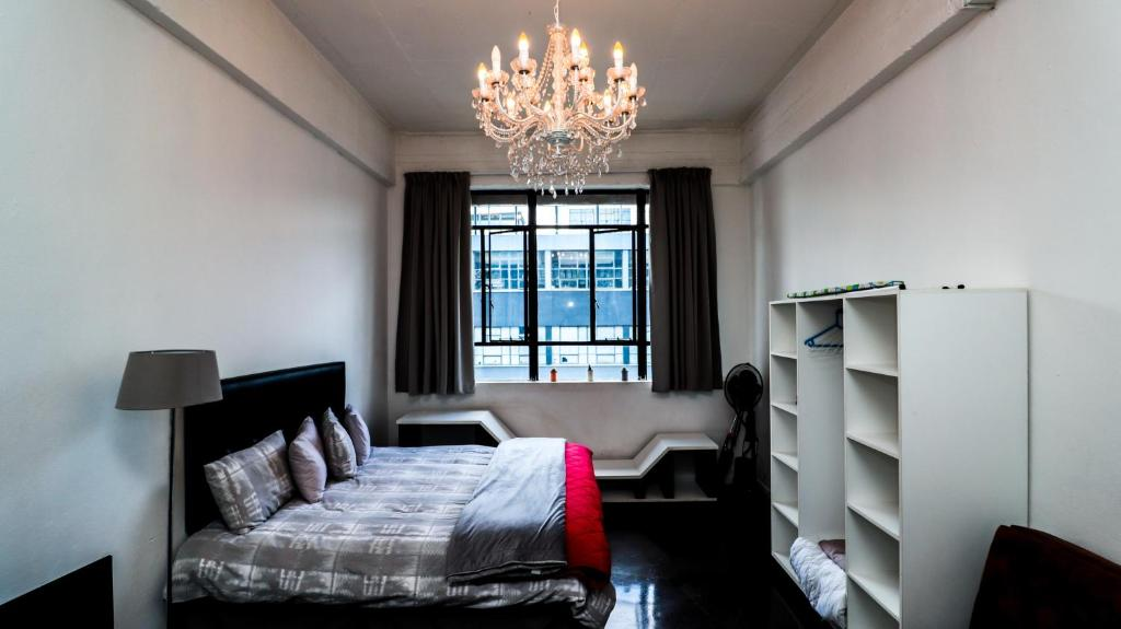 Maboneng studio loft appartamenti johannesburg