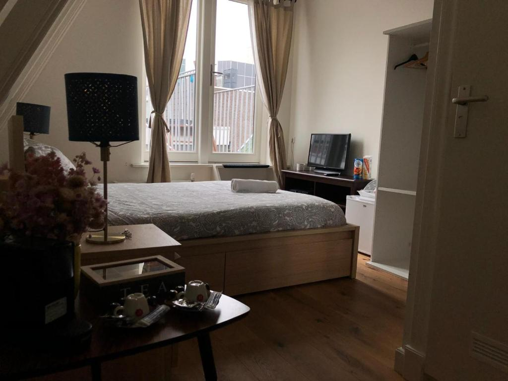 A Dam Rooftop Lux Bed Breakfast Amsterdam