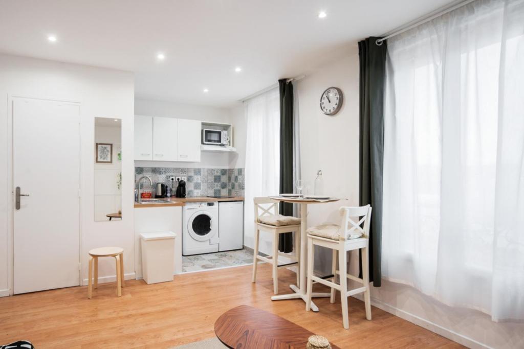 Charming studio of 20m2, close to Paris - Wohnung in Saint-Denis en ...