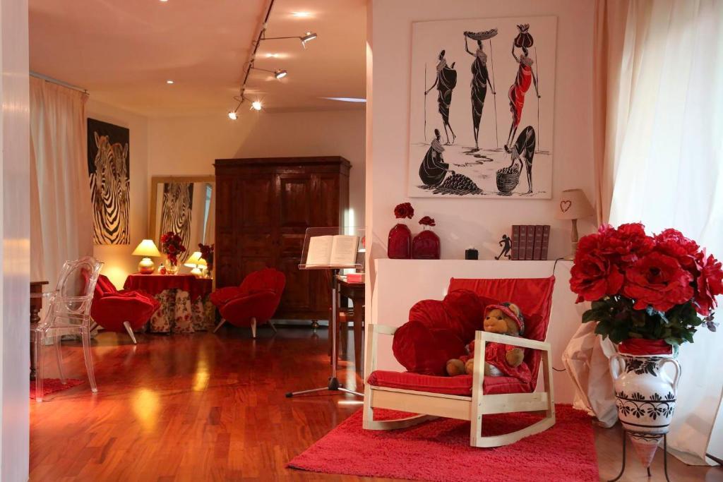 a casa di Marzia, Bed & Breakfast Reggio Emilia