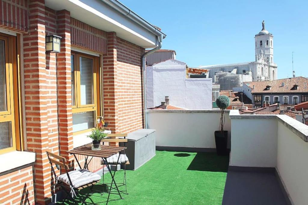 ático Reformado Con Gran Terraza Vut 47 19 Apartamento