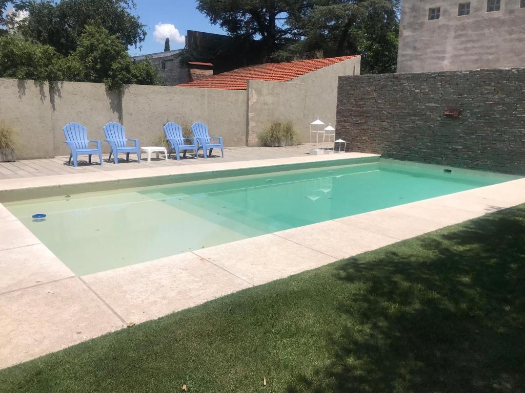 Casa Belgrano Casa De Vacaciones Córdoba