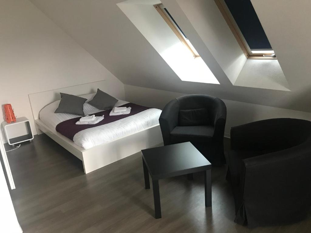 Residence Hoteliere Louise Appart Hotels Strasbourg