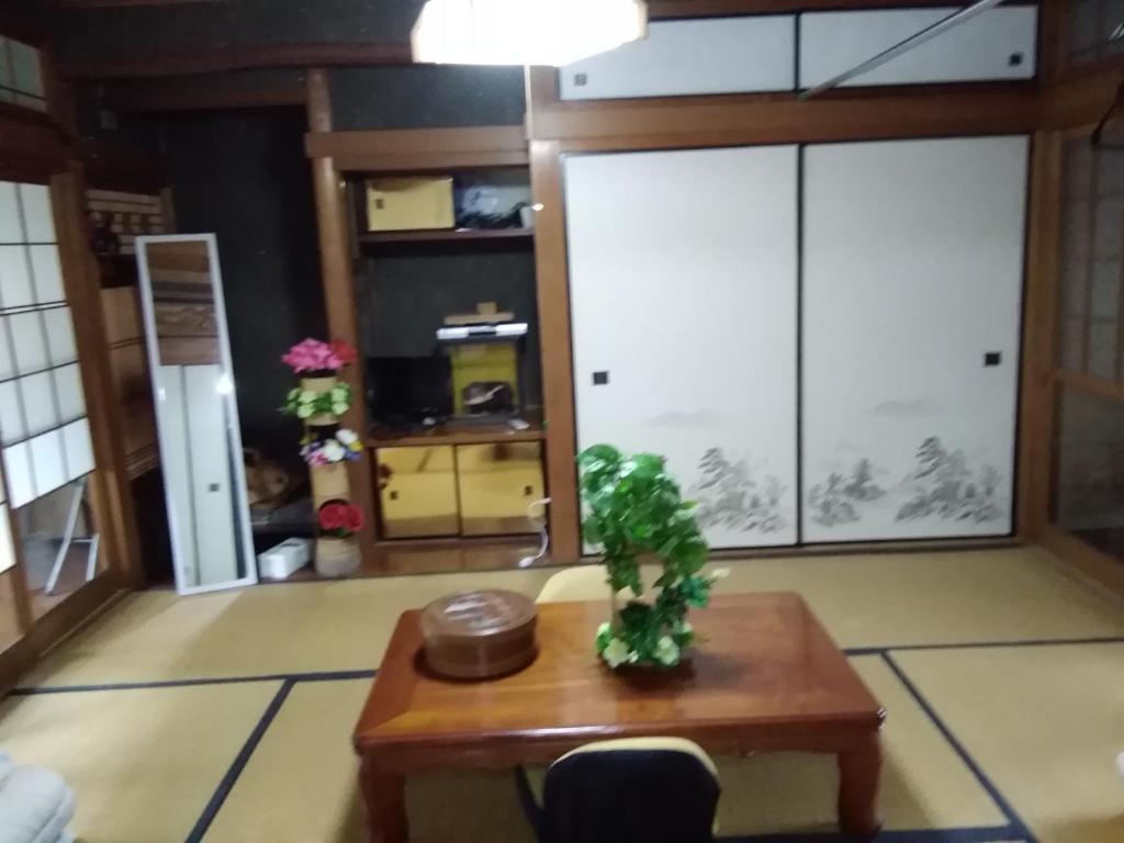 Japanese Old House Bed Breakfast Takatsuki