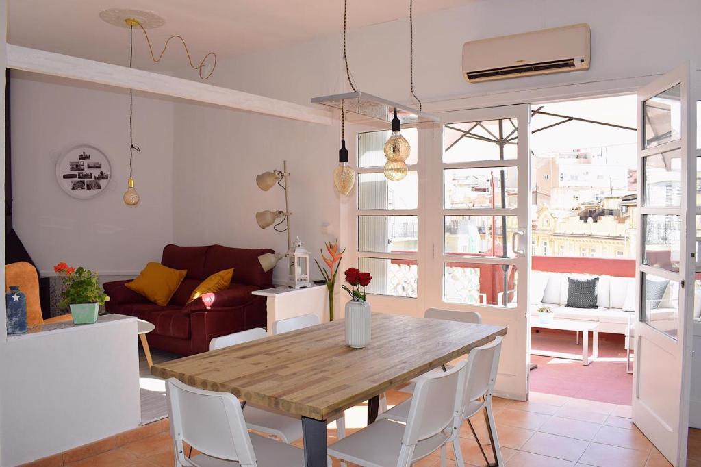 Valencia Apartamento Goya Gran Terraza Apartment Valencia