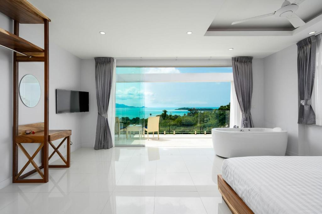 Rihanna In Vasca Da Bagno.Sunset Lagoon Villa Rihanna 2 Villa Thong Son Beach