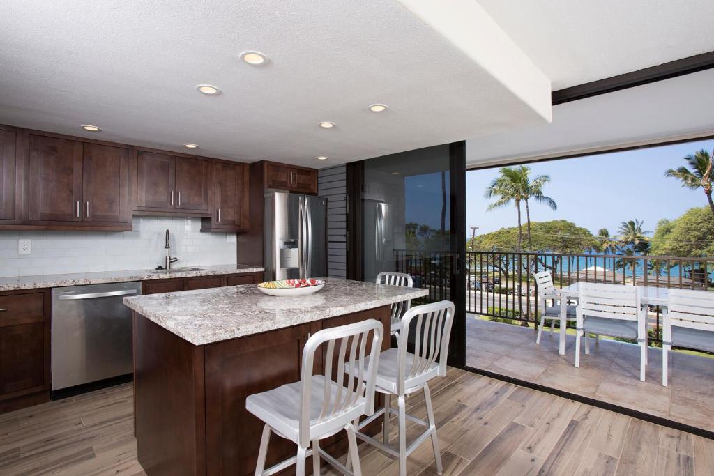 Maui Parkshore 408 Two Bedroom Condo Holiday Home Wailea