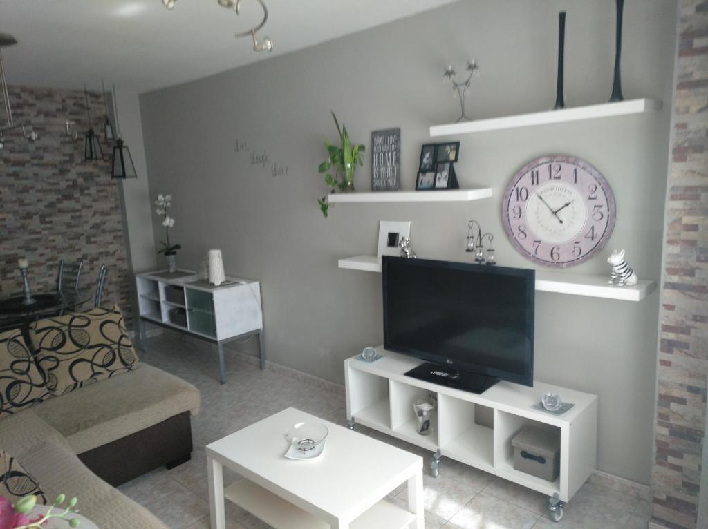 Piso Terraza Galdar Apartment Gáldar