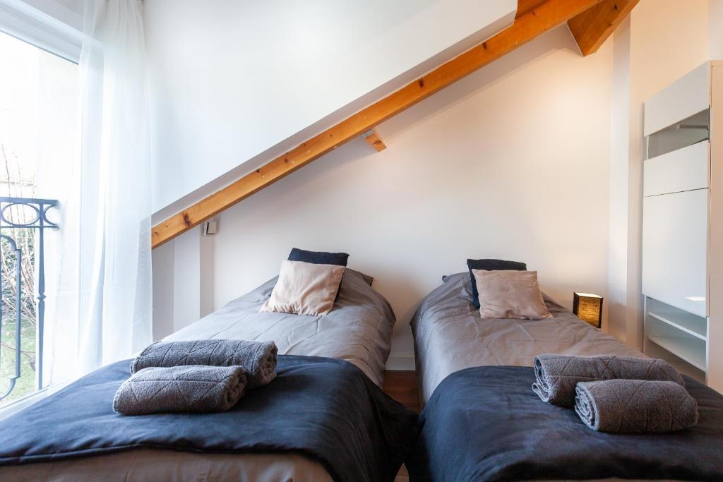 ❤ Belle maison moderne avec jardin, Ferienhaus Chevilly Larue