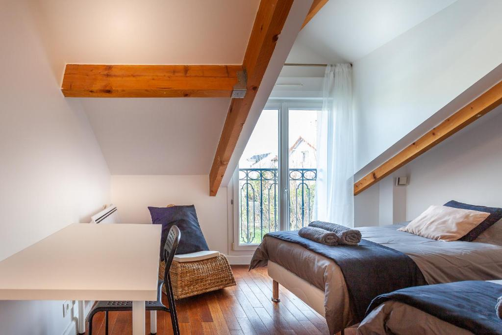 ❤️ Belle maison moderne avec jardin - Ferienhaus in ...