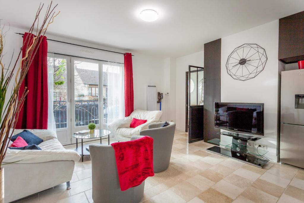 ❤ Belle maison moderne avec jardin - Ferienhaus in Chevilly Larue ...