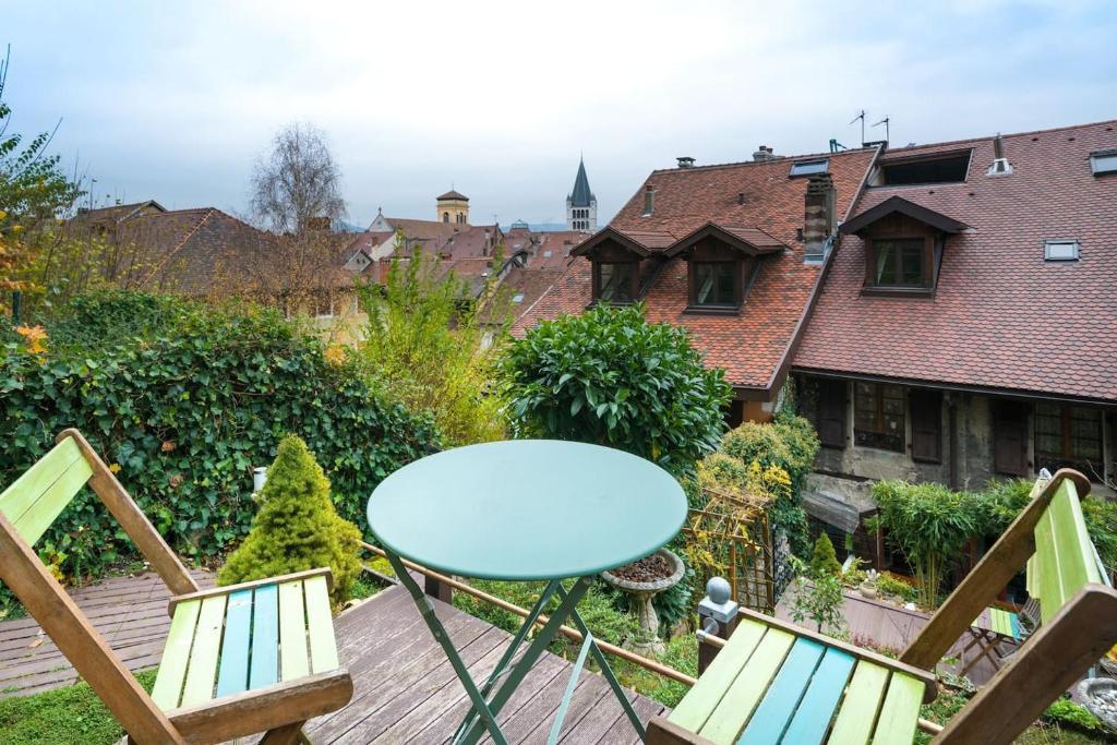 Appartement Hanging Gardens of Annecy - Appartement à Annecy en ...