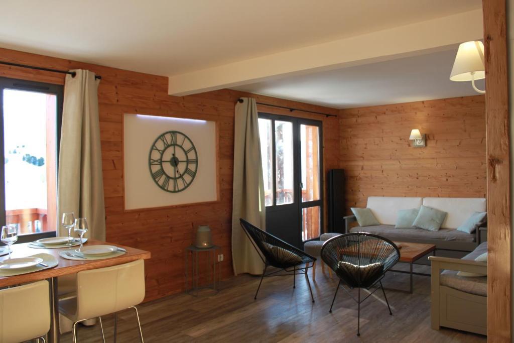 Apartment Carene Belle Plagne 8 Personnes Informations And