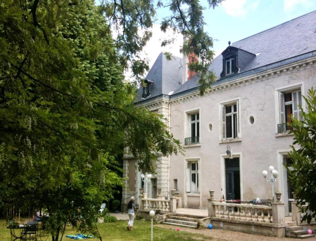 Perfect Chambres Du0027hôtes Château De La Marbellière