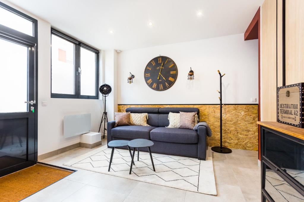 Appartement CMG Nation/ Vincennes II - Appartement à Paris ...