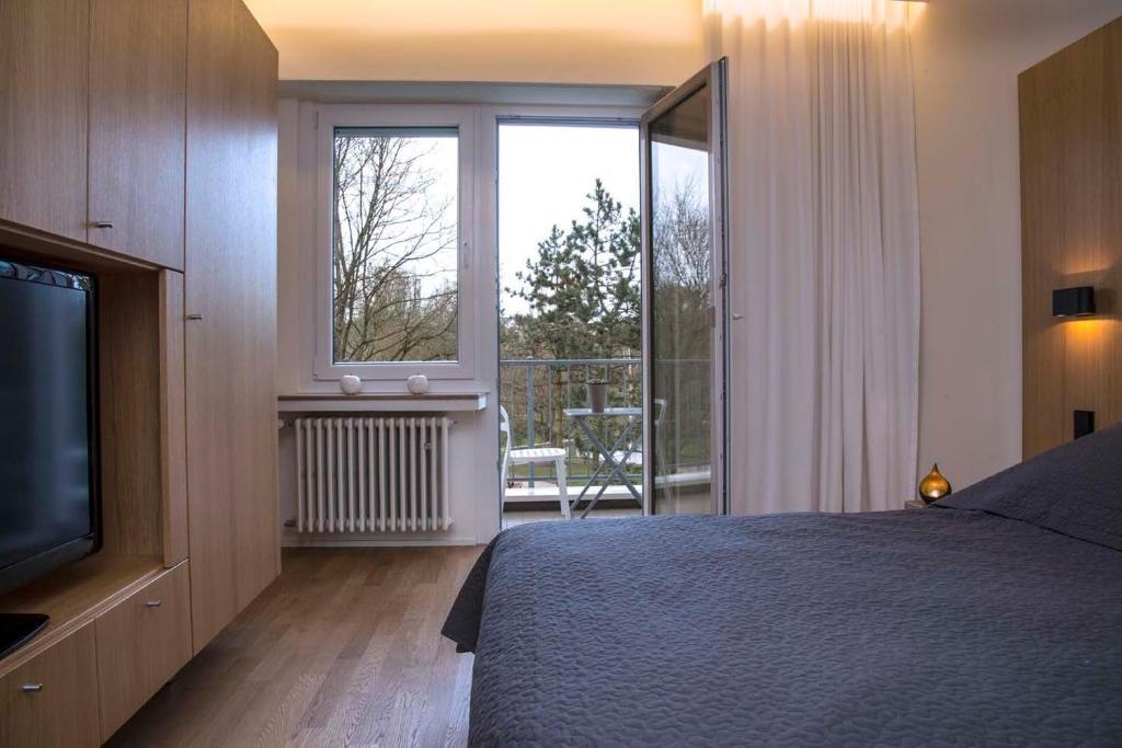 Key inn appart hotel parc de merl lussemburgo for Appart hotel 95
