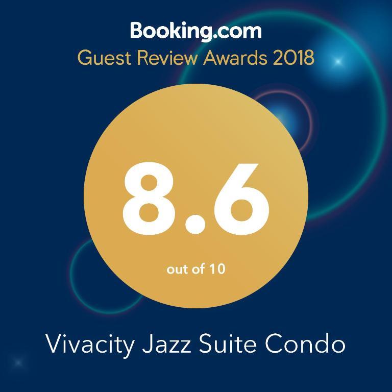 Vivacity Jazz Suite Condo Apartment Kuching