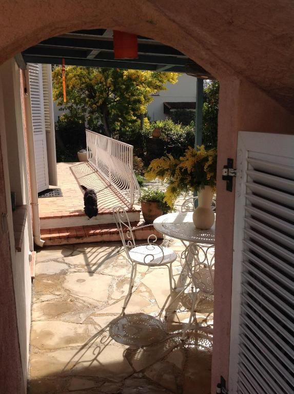 Apartment Rez de Jardin Villa Cagnes Sur Mer. - Apartment in Cagnes ...