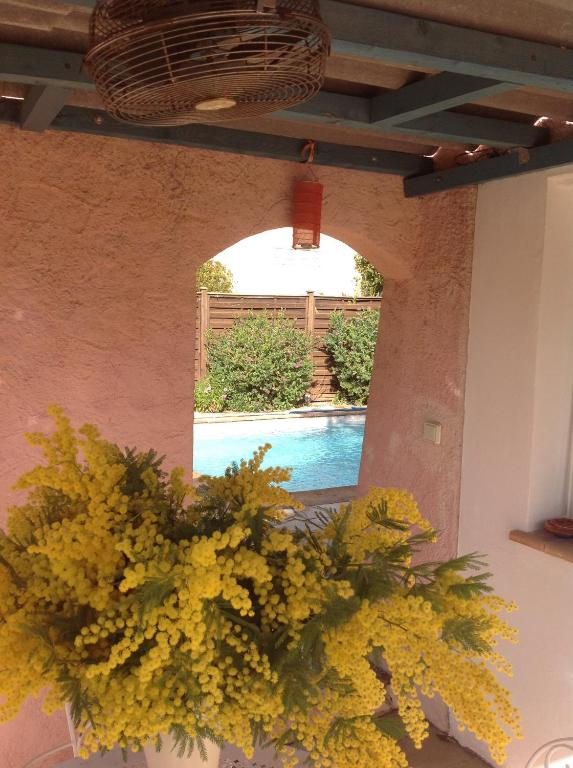 Wohnung Rez de Jardin Villa Cagnes Sur Mer., Wohnung Cagnes sur Mer
