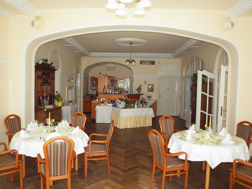 Hotel Und Restaurant Bellevue Schmolln