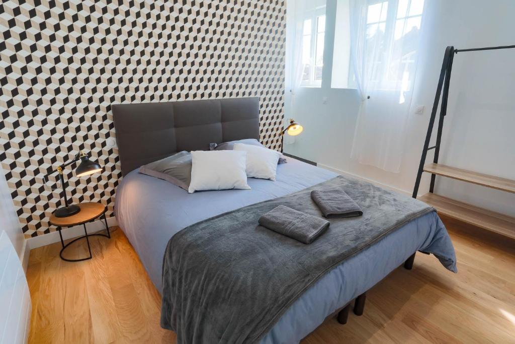 Chambre d\'hôte Pinot Noir, Bed & Breakfast Vinay