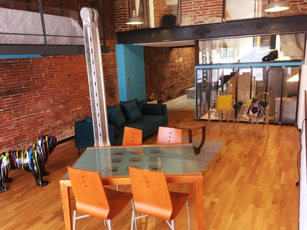 Appartement Loft Du0027Architecte # Centre Ville   Appartement à Toulouse En  Haute Garonne (31)