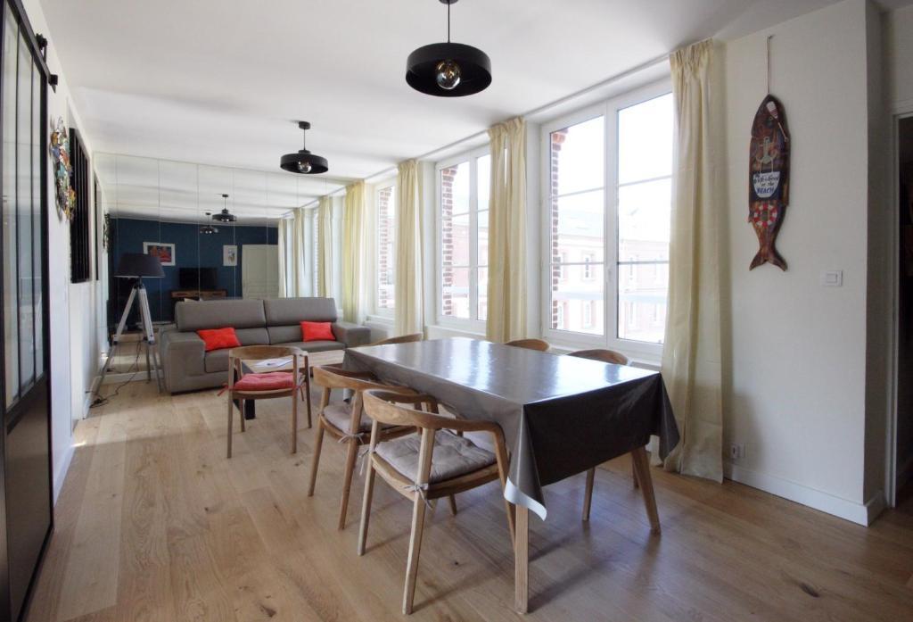 Appartement L Atelier Du Quai Appartement Fecamp