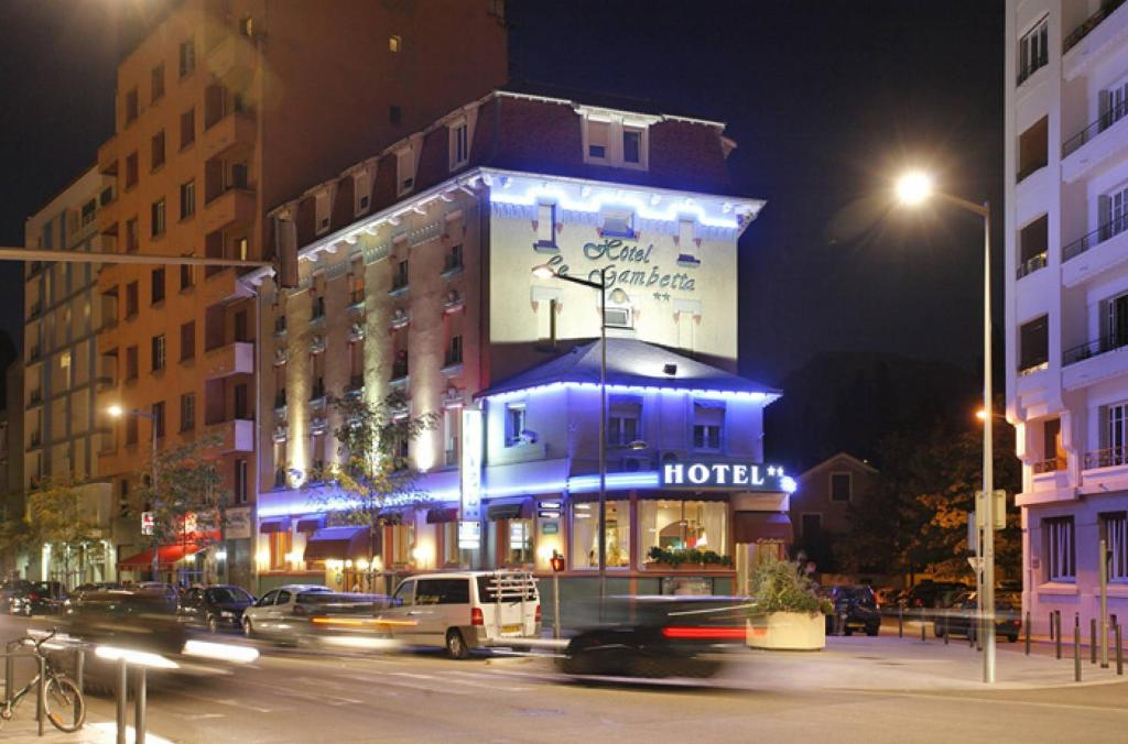 Inter hotel grenoble gambetta r servation gratuite sur viamichelin for Moquette grenoble