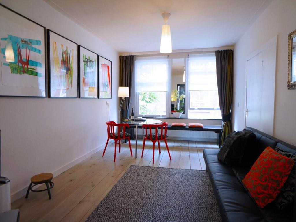 Me apartment amsterdam informationen und buchungen for Design apartment jordaan