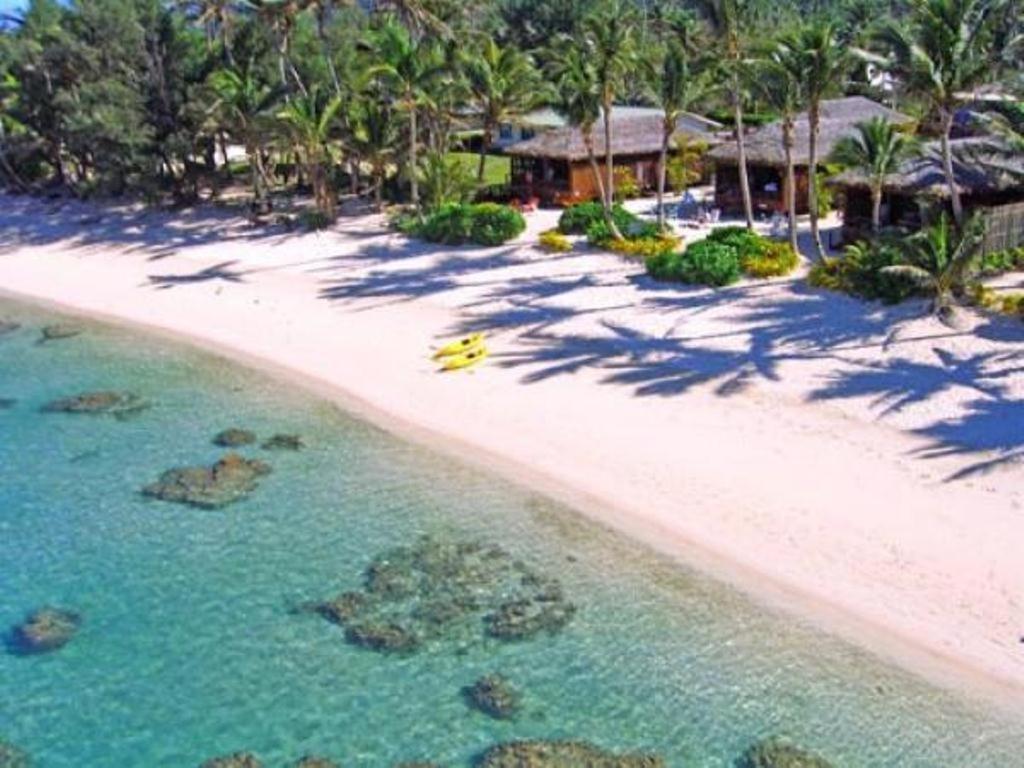Rarotonga Beach Bungalows Villas